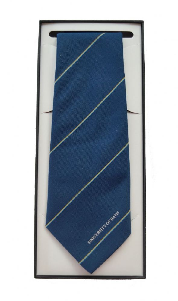 Striped University Tie